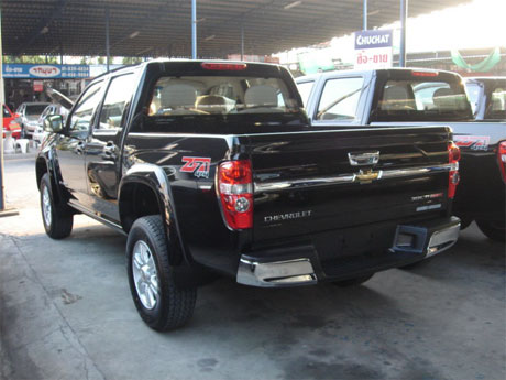World S Largest Chevy Colorado Exporte World S Top 4x4