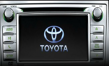 New 2016 2017 Toyota Hilux Vigo comes with Touch Screen